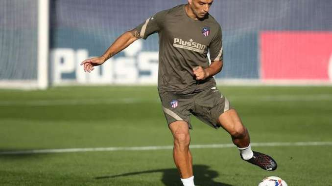Luis Suarez Will Not Play For The Match Versus Barcelona