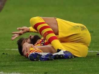 Piqué To Treat His Injury Will Avoid Going Under Surgery