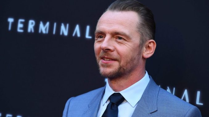 Simon Pegg Terrified of Watching Tom Cruise's Mission: Impossible Stunts