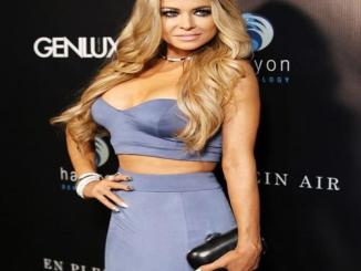 """Carmen Electra Says People Are """"Shocked"""" When Told She Hasn't Had Any Cosmetic Surgery"""