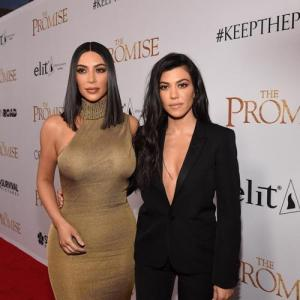 Kim And Kourtney Kardashian Accused Of Wrongful Cultural Appropriation