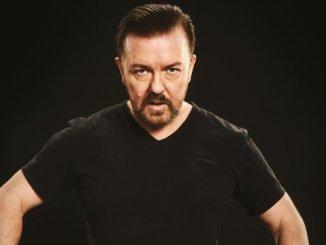 Ricky Gervais Bringing His New Talking Bollocks Show To London's O2 Forum Kentish Town