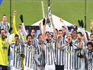 Andrea Pirlo Won His First Trophy As Juventus Coach In The Italian Super Cup