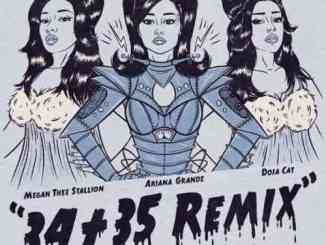 Ariana Grande – 34+35 Remix (download)