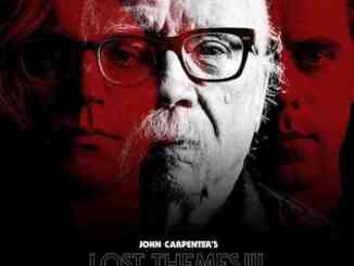 John Carpenter – Lost Themes III Album (download)