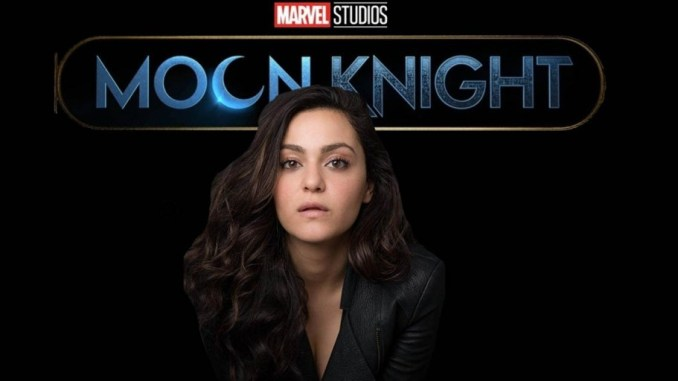 May Calamawy To Star In Marvel Studios' Moon Knight Series