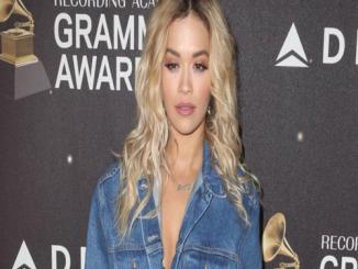 Rita Ora To Star In 'Twist' And Excited About It
