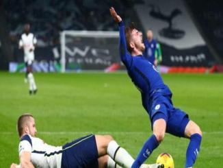 Chelsea In The Premier League Top Six