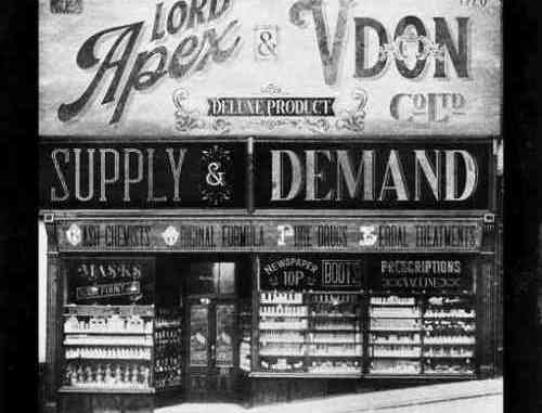 Lord Apex & V Don – Supply & Demand Deluxe Album (download)