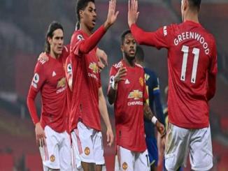 Marcus Rashford Scored In Manchester United's 9-0 Beating Of Southampton