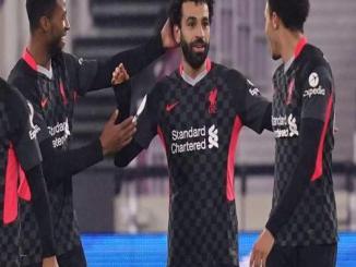 Mohamed Salah Ends His Lack Of Goals