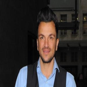 Peter Andre Scared Of Becoming A Granddad