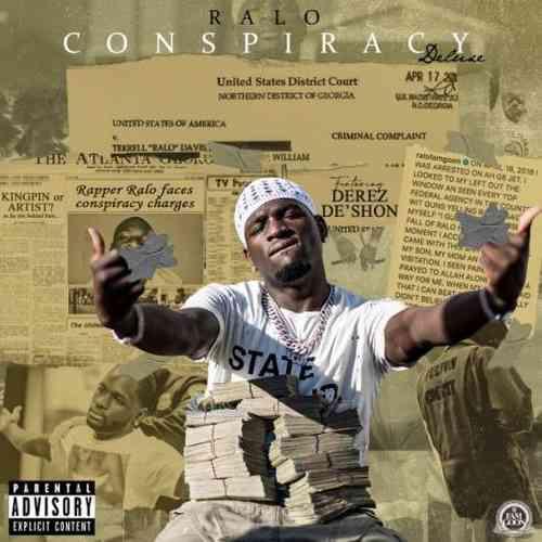 Ralo – Conspiracy Deluxe Album (download)