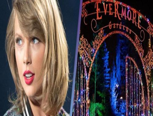 Taylor Swift Sued Millions Of Dollars By Theme Park Over Her Evermore Album Name