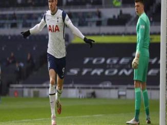 Gareth Bale Scored A Brace For Tottenham