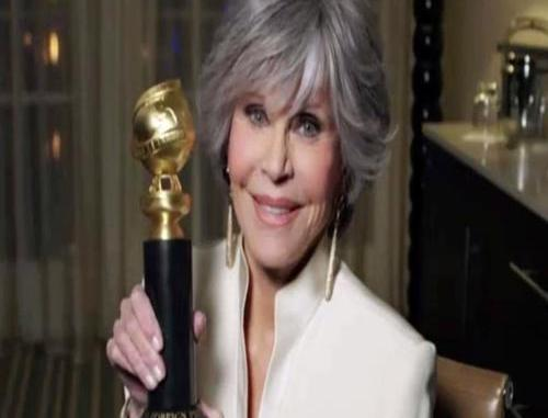Jane Fonda Appeals With Hollywood To Increase Storytelling Diversity