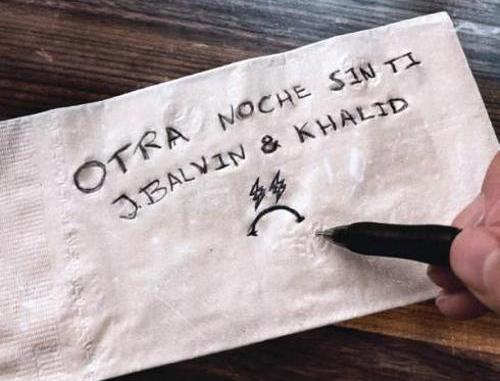 J Balvin & Khalid – Otra Noche Sin Ti (download)