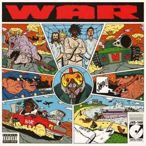 Jasiah – War 'EP' (download)