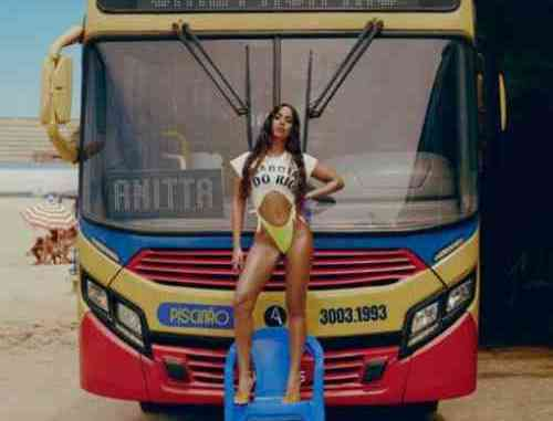 Anitta x DaBaby – Girl From Río (download)