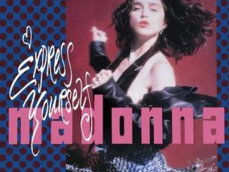 Madonna – Express Yourself EP (download)