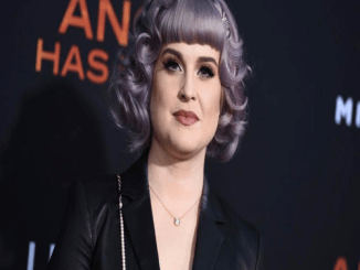 Kelly Osbourne Opens Up About Her Struggle With Drug And Alcohol Addiction