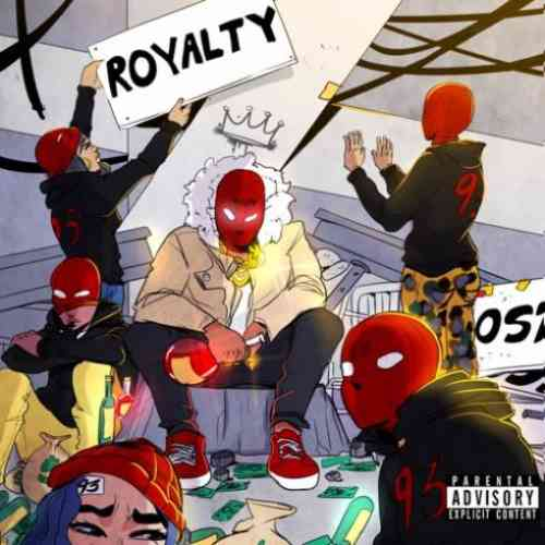 Rashad Stark – Royalty Album (download)
