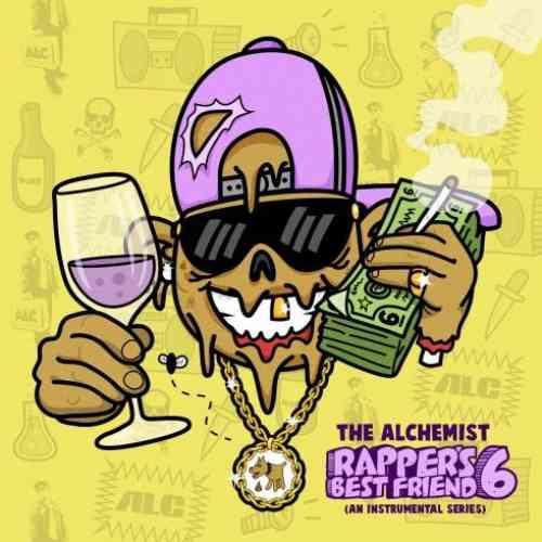 The Alchemist – Rapper's Best Friend 6 album (download)