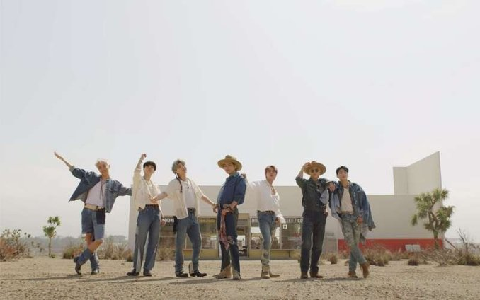BTS - Permission To Dance (download)