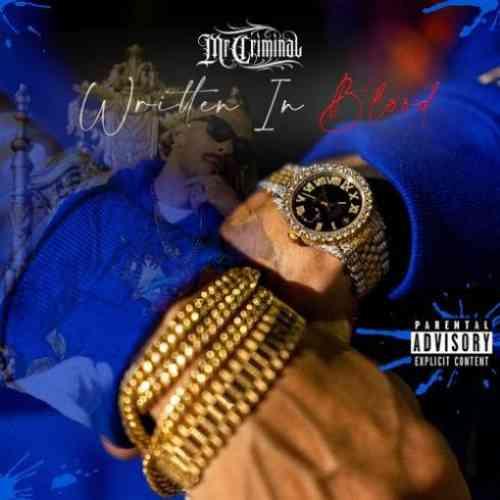 Mr. Criminal – Written in Blood album (download)