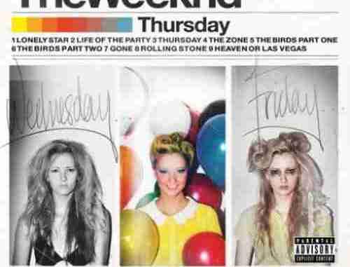 The Weeknd – Thursday (Original) album (download)
