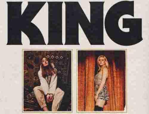 Rosa Linn & Kiiara – KING (download)