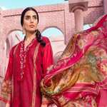 Tena Durrani Luxury Lawn Collection-TDL – 13A