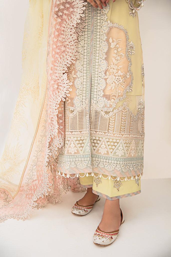 QALAMKAR   Stitched Luxury Formals`20   D#7