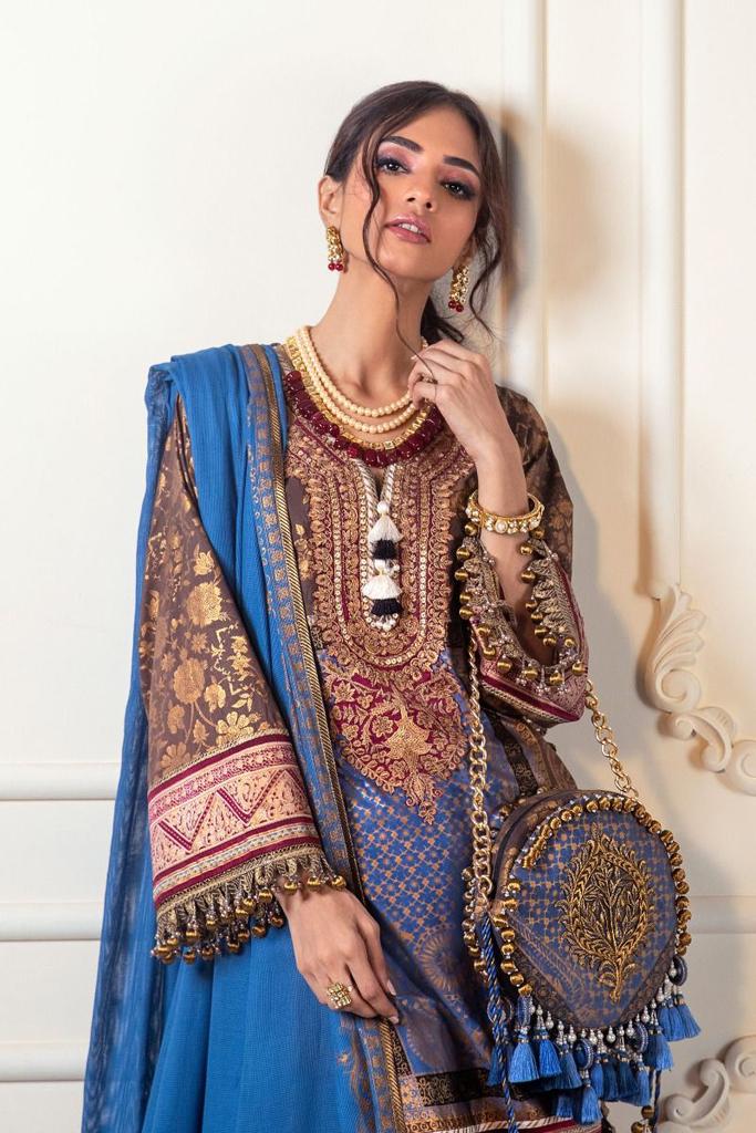 Sana Safinaz | KURNOOL'20 | Stitched | 6B