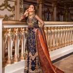 Noor By Saadia Asad | Festive Embroidered Collection | D2- Relia