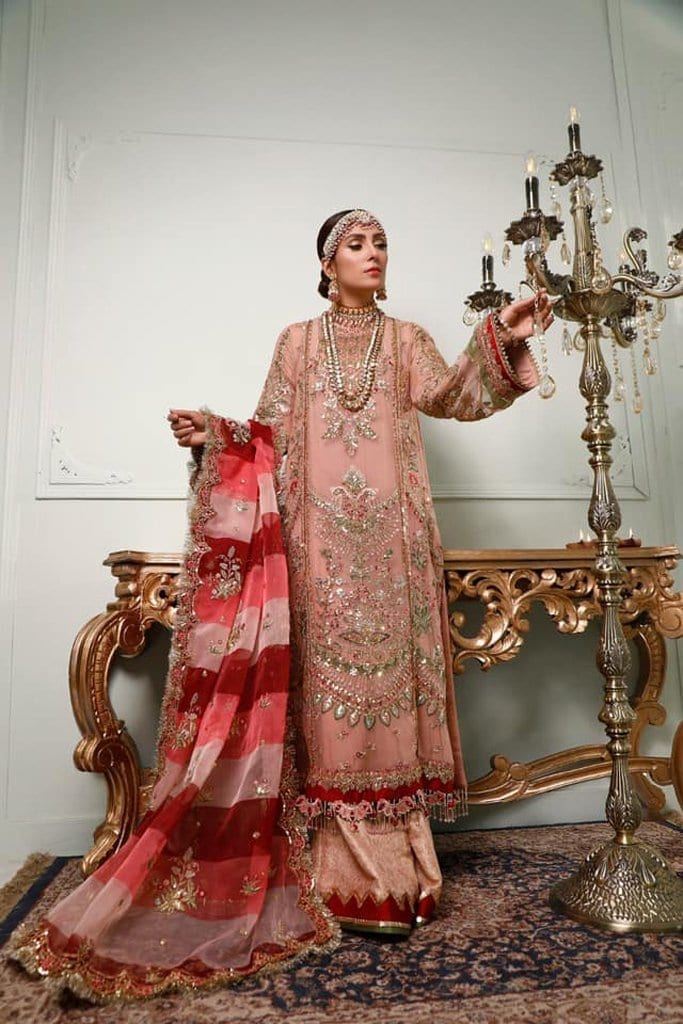 Noor By Saadia Asad   Festive Embroidered Collection
