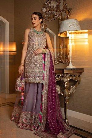 SOBIA NAZIR | Wedding Collection | NUR | 04
