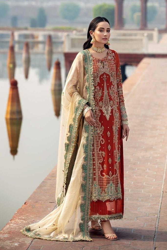 CHARIZMA | DASTAN-E-JASHAN Wedding Collection | NUR-UN-NISA | DJ-06