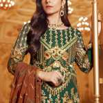 EMAAN ADEEL | FESTIVE Collection | PEACE OUT | BR-07