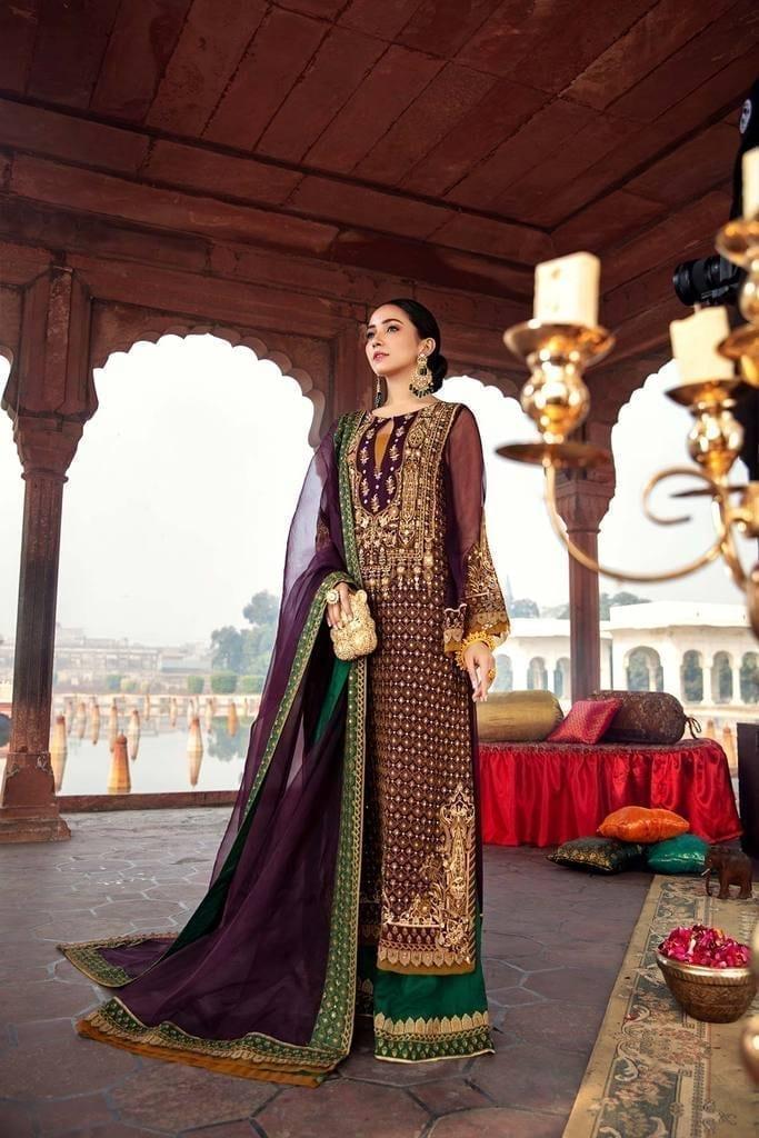 CHARIZMA | DASTAN-E-JASHAN Wedding Collection | GULBAHAR BANO | DJ-03