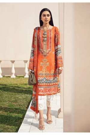 GULAAL | LAWN'21 Collection | VOL-1 | GL-08