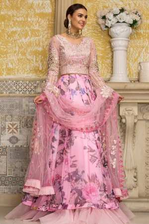 ASIFA N NABEEL | WEDDING/Formals Collection | MADNO ZN-10