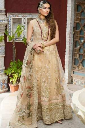 ASIFA N NABEEL | WEDDING/Formals Collection | NOORI ZN-06