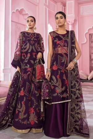IZNIK | BANARAS CHIFFON Collection | BAGRU | IB-05