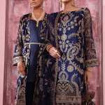 IZNIK | BANARAS CHIFFON Collection | MAHAL | IB-10