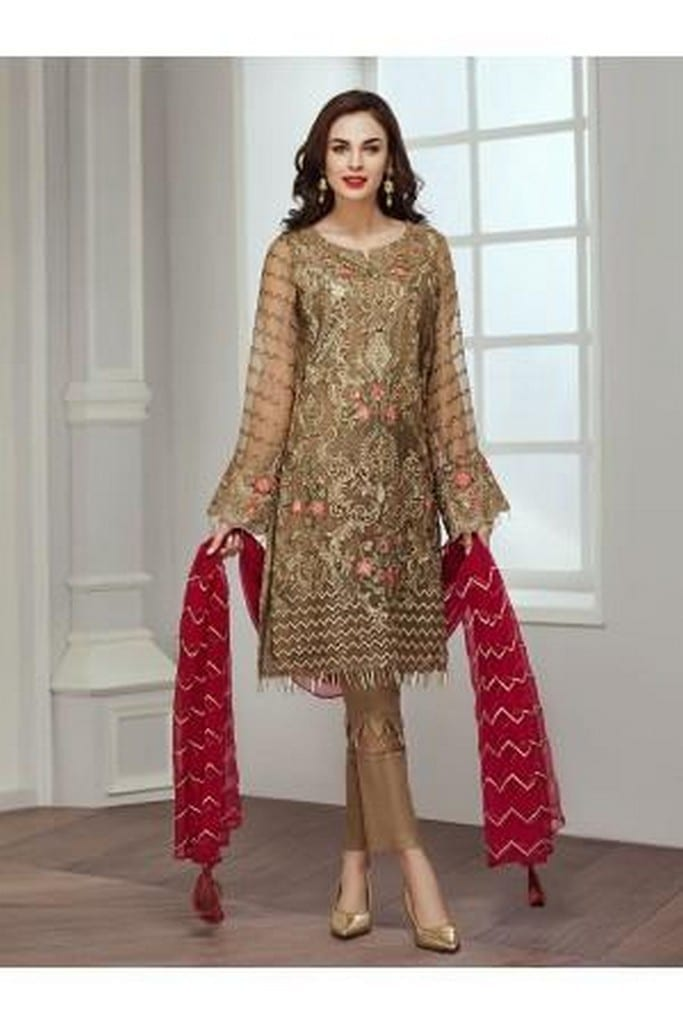 JAZMIN   CHIFFON Collection   CASCABLE
