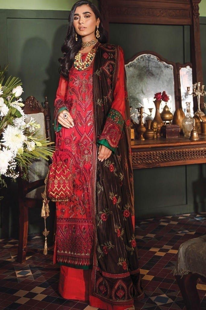 IZNIK | MEHRAK FESTIVE Collection | PALIZ-01