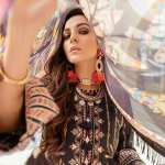 AFROZEH   LUXURY SUMMER Collection   MAJESTIC RAVEN
