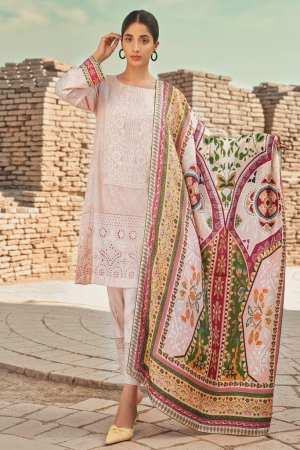 TENA DURRANI | Embroidered Lawn Suits | Bliss