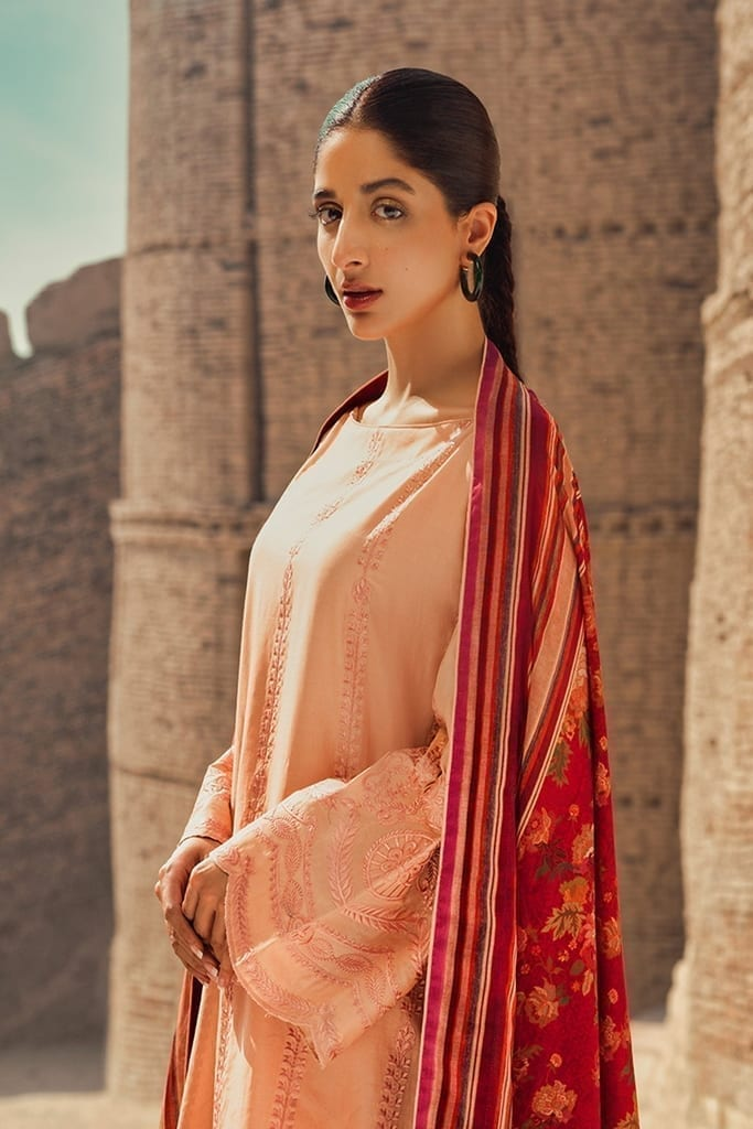 TENA DURRANI | Embroidered Lawn Suits | Rapture